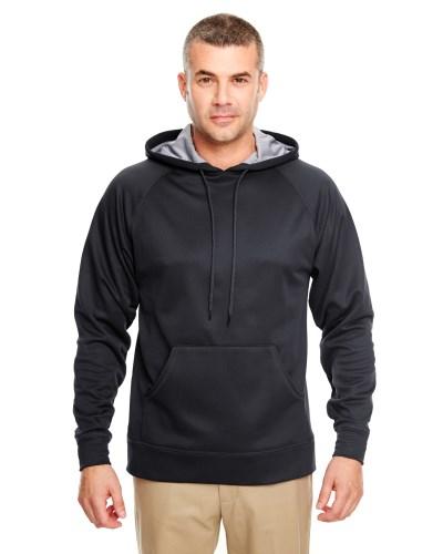 Adult Cool & Dry Sport Hooded Fleece