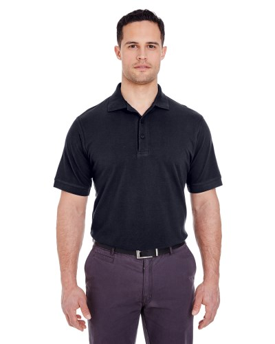 Men's Basic Piqué Polo