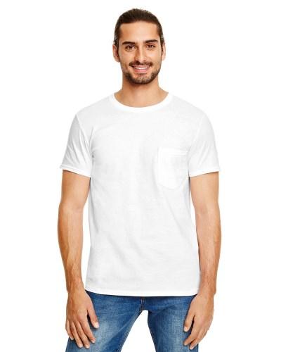 Adult Lightweight Pocket T-Shirt