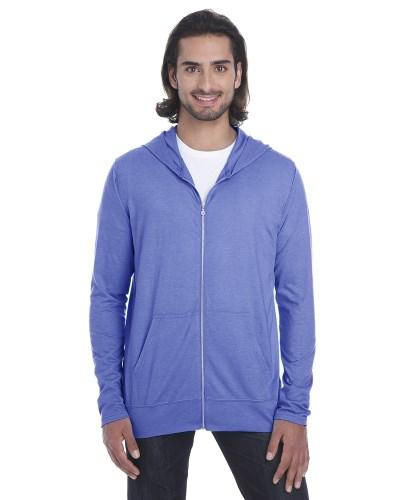 Adult Triblend Full-Zip Jacket