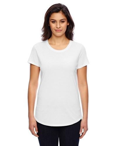 Ladies' Triblend Scoop Neck T-Shirt