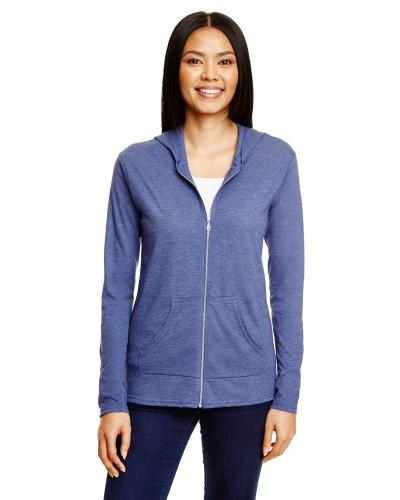 Ladies' Triblend Full-Zip Jacket