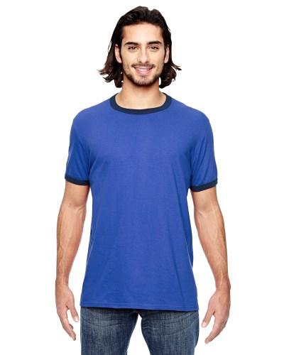 Adult Lightweight Ringer T-Shirt