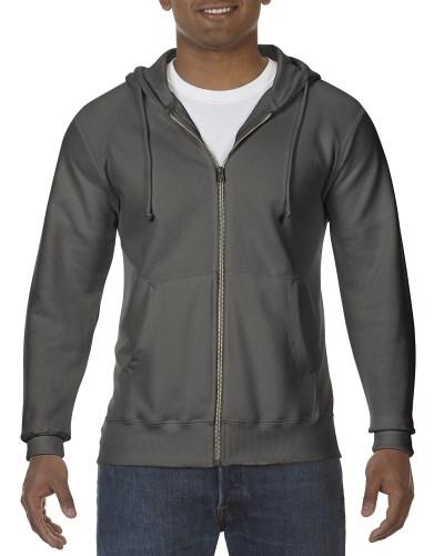 Adult Full-Zip Hooded Sweatshirt