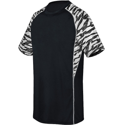 Evolution Printed Short Sleeve Jersey