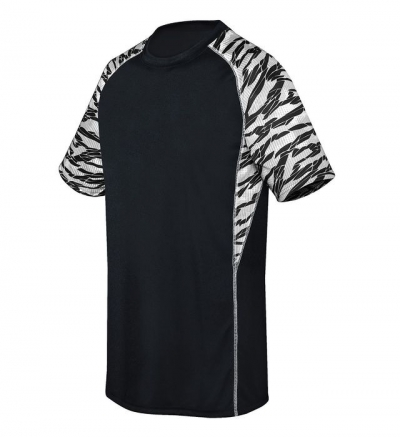 Youth Evolution Printed Short Sleeve Jersey