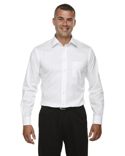 Men's Crown Collection™ Solid Stretch Twill