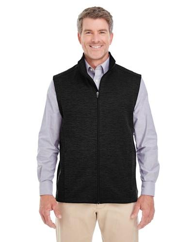 Men's Newbury Mélange Fleece Vest