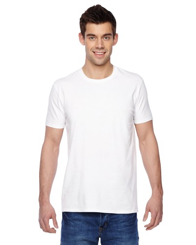 Fruit of the Loom SF45R Adult Sofspun Jersey Crew T-Shirt