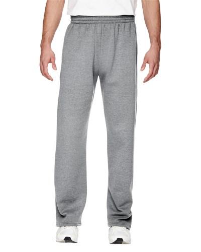 Adult 7.2 oz. SofSpun® Open-Bottom Pocket Sweatpants