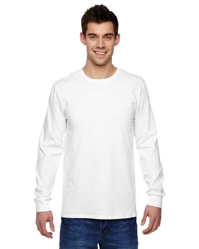 Adult 4.7 oz. Sofspun® Jersey Long-Sleeve T-Shirt