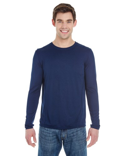 Adult Performance® 4.7 oz. Long-Sleeve Tech T-Shirt