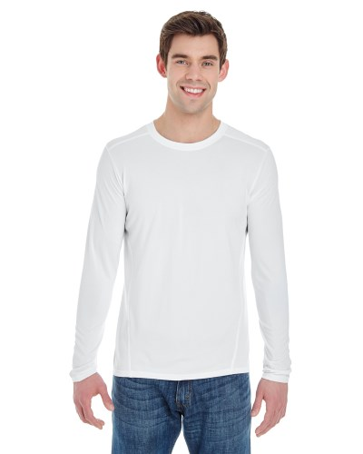 Adult Performance® 4.7 oz. Long-Sleeve Tech T-Shirt