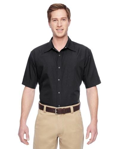 Men's Advantage Snap Closure Short-Sleeve Shirt