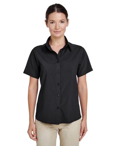 Ladies' Paradise Short-Sleeve Performance Shirt