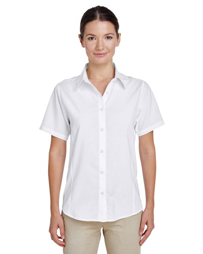 Ladies' Paradise Short-Sleeve Performance Shirt