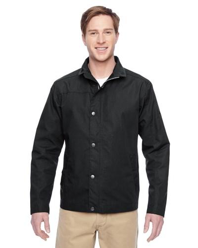 Men's Auxiliary Canvas Work Jacket