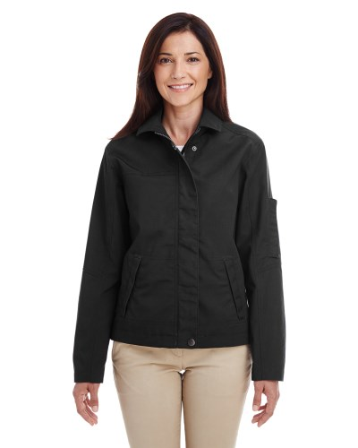 Ladies' Auxiliary Canvas Work Jacket