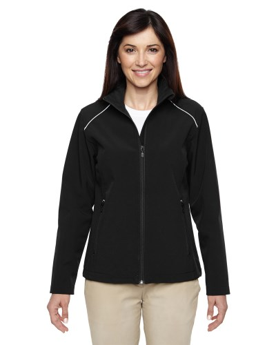 Ladies' Echo Soft Shell Jacket