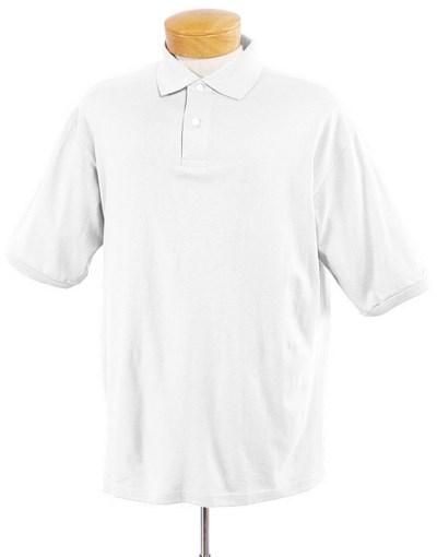 Youth 5.6 oz. SpotShield™ Long Sleeve Jersey Polo