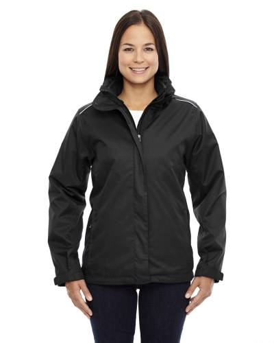 Ladies' Region 3-in-1 Jacket with Fleece Liner