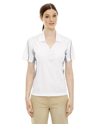 Ladies' Eperformance™ Parallel Snag Protection Polo with Piping