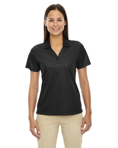 Ladies' Eperformance™ Launch Snag Protection Striped Polo