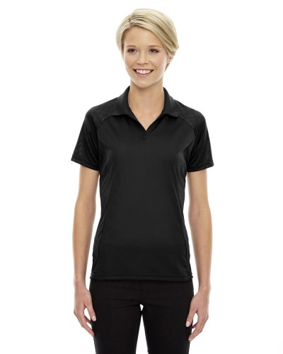Ladies' Eperformance™ Stride Jacquard Polo