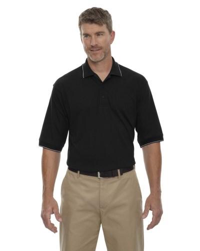 Men's Cotton Jersey Polo
