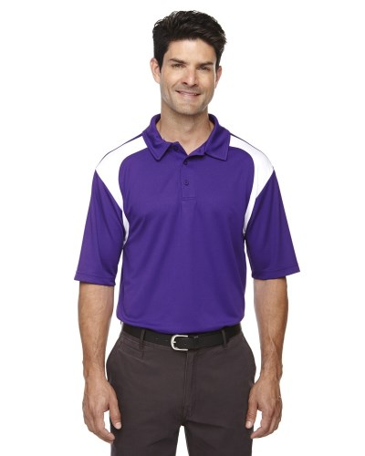 Men's Eperformance™ Colorblock Textured Polo