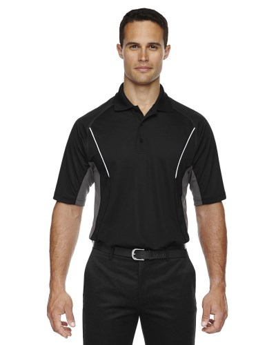 Men's Eperformance™ Parallel Snag Protection Polo with Piping