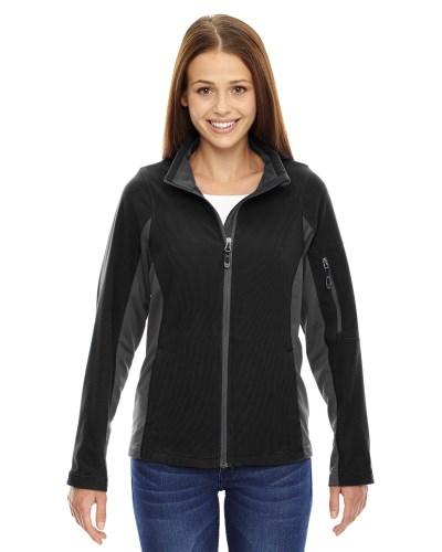Ladies' Generate Textured Fleece Jacket