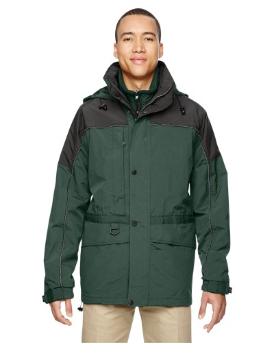 Adult 3-in-1 Two-Tone Parka