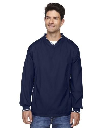 Adult V-Neck Unlined Wind Shirt
