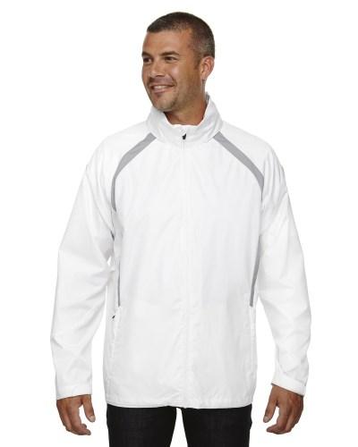 Men's Sirius Lightweight Jacket with Embossed Print