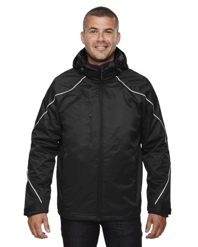 Men's Angle 3-in-1 Jacket with Bonded Fleece Liner