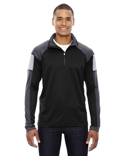 Men's Quick Performance Interlock Quarter-Zip