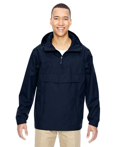 Ash City - North End 88219 Men's Excursion Intrepid Lightweight Anorak Jacket