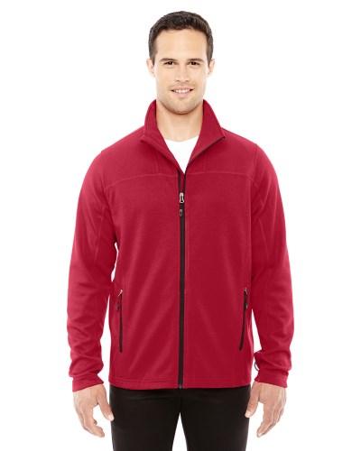 Men's Torrent Interactive Textured Performance Fleece Jacket