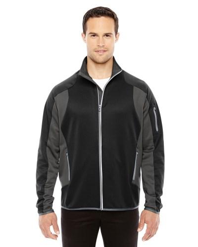Men's Motion Interactive Colorblock Performance Fleece Jacket