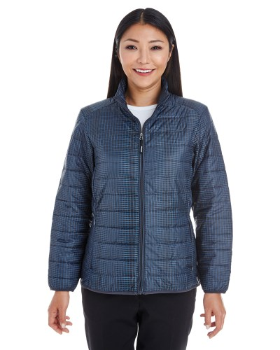 Ladies' Portal Interactive Printed Packable Puffer Jacket