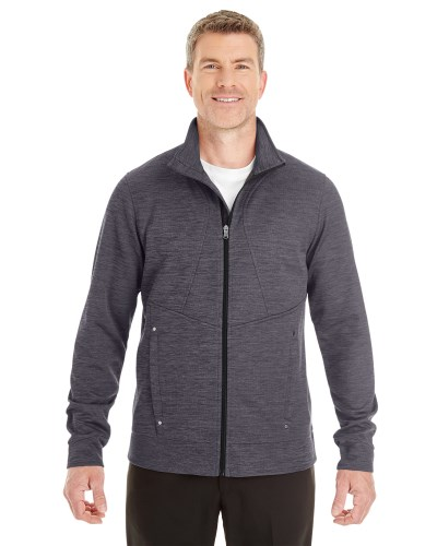 Men's Amplify Mélange Fleece Jacket