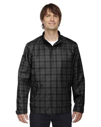 Men's Locale Lightweight City Plaid Jacket