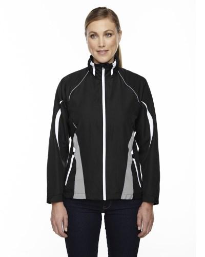 Ladies' Impact Active Lite Colorblock Jacket
