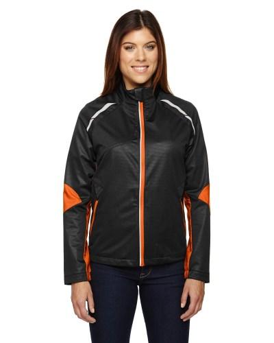 Ladies' Dynamo Three-Layer Lightweight Bonded Performance Hybrid Jacket
