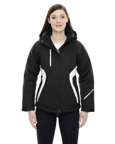 Ladies' Apex Seam-Sealed Insulated Jacket