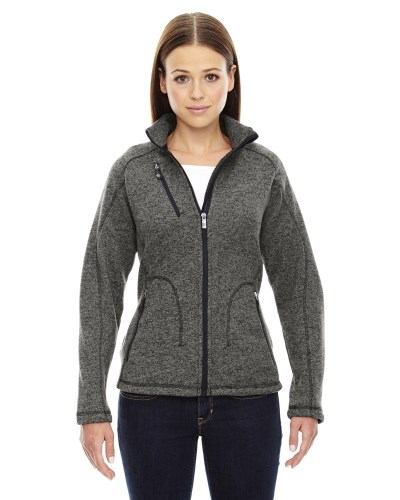 Ladies' Peak Sweater Fleece Jacket