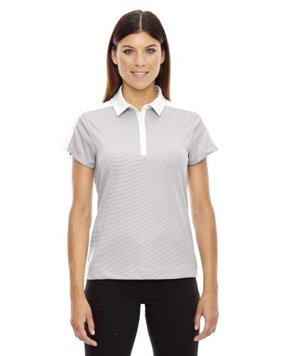 Ladies' Symmetry UTK coollogik™ Coffee Performance Polo
