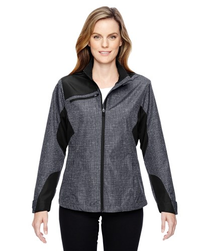 Ladies' Sprint Interactive Printed Lightweight Jacket