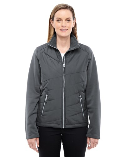 Ladies' Quantum Interactive Hybrid Insulated Jacket